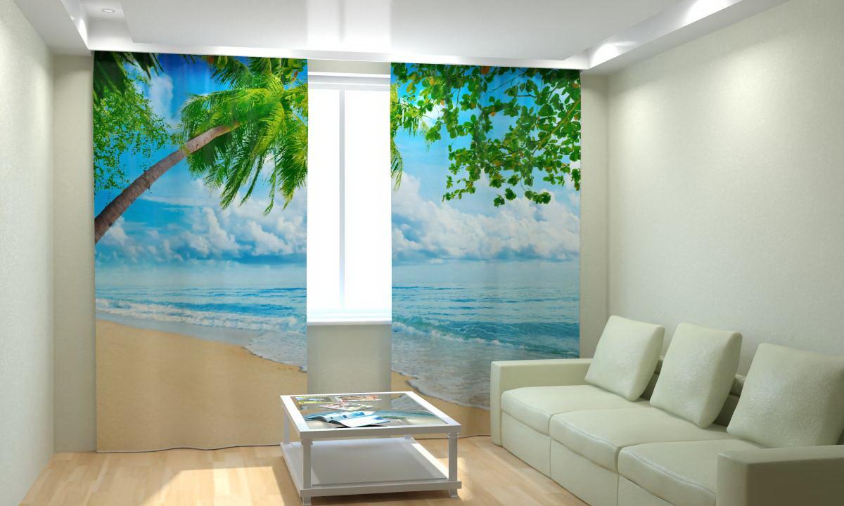если карибское море фотошторы фотографий через интернет